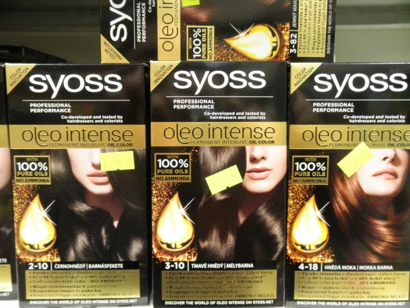 Syoss olil color