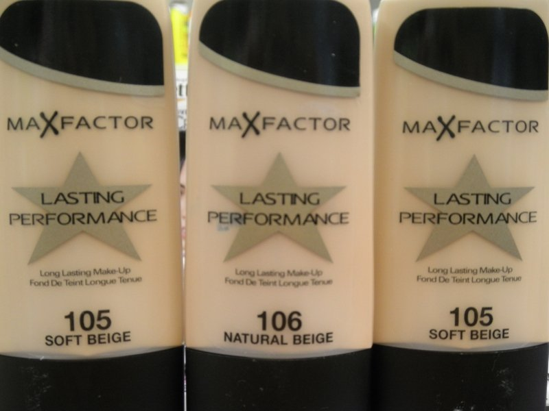 Make-up Max Factor od 169,90