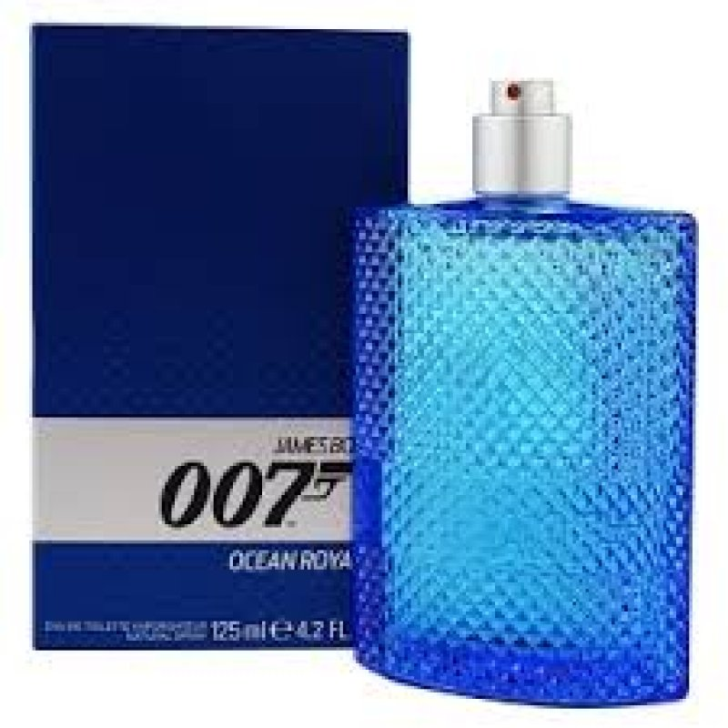 James Bond 007 Ocean 125 ml