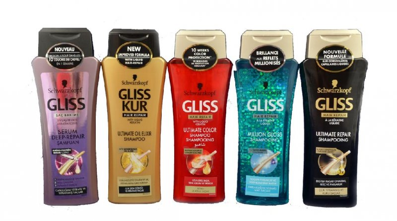 Gliss Kur 400 ml