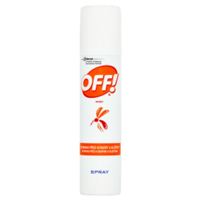 OFF! spray repelent, 100ml