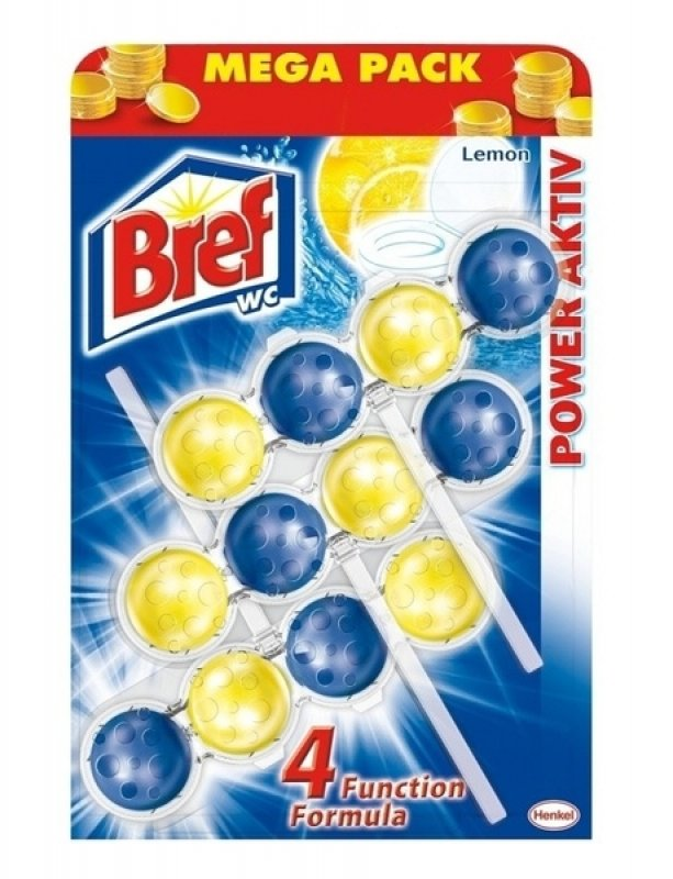 BREF POWER ACTIV 3X50G